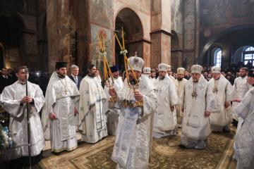 Ми входимо у родину всіх православних, які єднаються навколо Хреста — Епіфаній