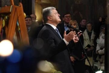 Poroshenko insta a las iglesias ortodoxas del mundo a reconocer a la Iglesia Ortodoxa de Ucrania