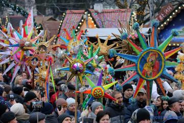 Cristianos ortodoxos orientales celebran hoy la Navidad