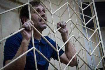 Bałuch został wywieziony z aresztu w Symferopolu w nieznanym kierunku - obrońcy praw człowieka