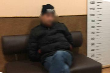 ポーランドとの国境地点にて、スキャンダルを起こしたウクライナ籍男性が拘束