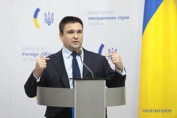 Klimkin to head Ukrainian delegation at trilateral gas talks in Brussels