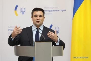 Klimkin nazwał wymogi dla wprowadzenia reżimu wizowego z Federacją Rosyjską