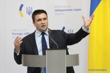 Ukraine invites partners to 'trials' of captive sailors in Russia
