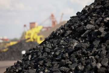 Ukraine produced over 2.4 mln tonnes of coal in August