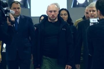Ukrainian sailor Novichkov arrives in Ukraine