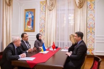 Turkey's new ambassador starts diplomatic mission in Ukraine