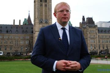 Canada-Ukraine trade fell by 9% last year – ambassador
