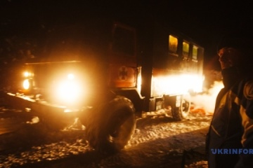 カルパチア山脈にて、捜索隊が6日から行方不明の遭難者を救出