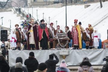 На фестиваль Майданівської колядки з'їдуться колективи з чотирьох областей