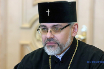 Exarch of Constantinople confirms that Orthodox Church of Ukraine can receive patriarchate