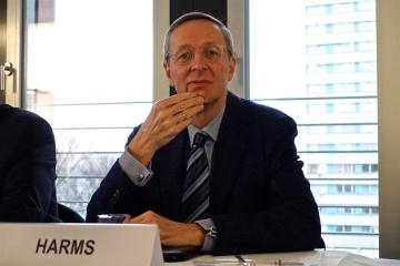 Німецький бізнес зацікавлений у збереженні транзиту газу через Україну - Міхаель Гармс