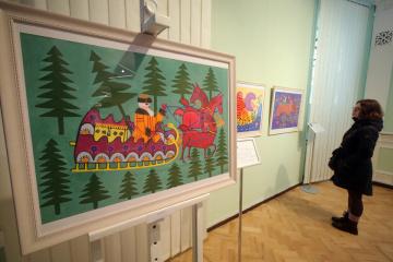 Сьогодні 110 років від дня народження художниці Марії Примаченко