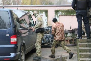 U-Haft für ukrainische Matrosen, Kriegsgefangene bis zum 15. Mai verlängert