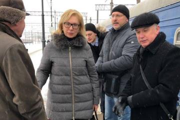 """Denissowa: Im Fall gefangener Matrosen ist alles """"entschieden"""" - Video"""