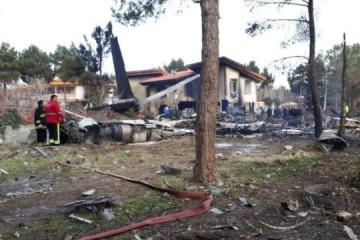 W katastrofie lotniczej w Iranie zginęło 15 osób
