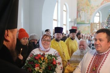 ドニプロペトロウシク州で一小教区がウクライナ正教会に初合流