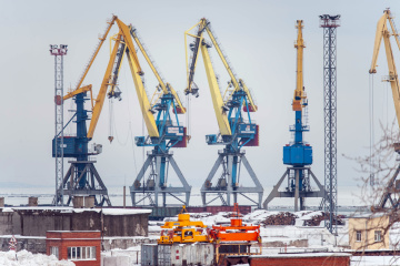 Mariupol Sea Port increases volumes of cargo transshipment by 11%
