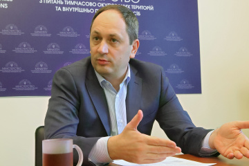 露はウクライナ東部被占領地から毎年2億8000万ドル以上相当の石炭を持ち出している:チェルニシュ被占領地問題相