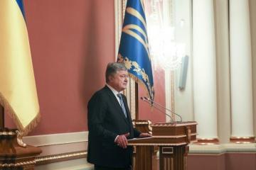 ロシアはEU崩壊を目的とする対立シナリオを描いている:ポロシェンコ大統領