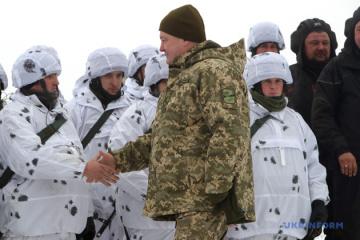 Ukraiński specnaz podczas wojny z Rosją przeprowadził ponad 700 operacji – Poroszenko