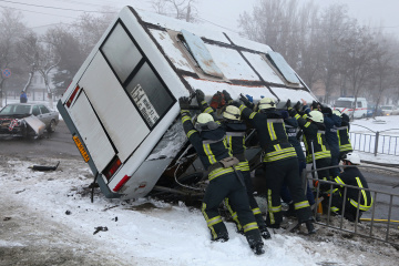 Ukraine's State Emergency Service rescued about 6,000 people in 2018 - Chechotkin