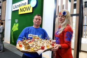 ウクライナ、ドイツの食料品見本市「グリーンウィーク2019」に参加