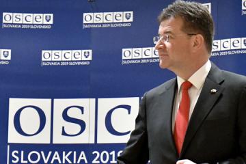 OSCE Chairperson-in-Office Lajčák to visit Stanytsia Luhanska