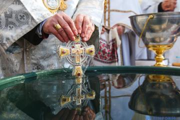 Prawosławni i grekokatolicy obchodzą dziś święto Chrztu Pańskiego