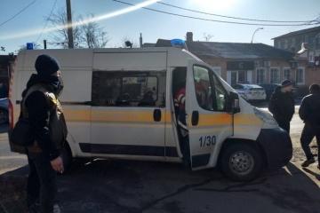 Поліція затримала підозрюваного у нападі на офіс газети у Херсоні