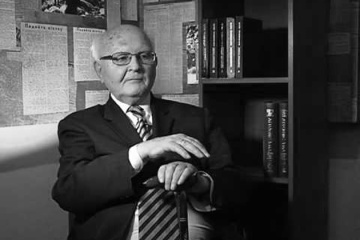 Посольство України в Бельгії сумує з приводу смерті діяча української діаспори Омеляна Коваля