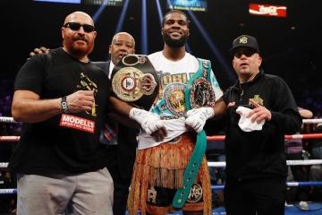 Бокс: Браун переміг Джека і став суперником Гвоздика