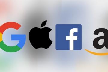 Японія підозрює Google, Apple, Facebook і Amazon у нечесному веденні бізнесу