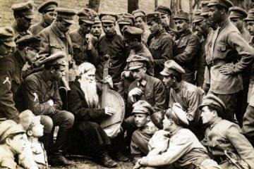 历史上的今天:1919年1月16日,乌克兰人民共和国执政内阁向布尔什维克俄罗斯宣战。