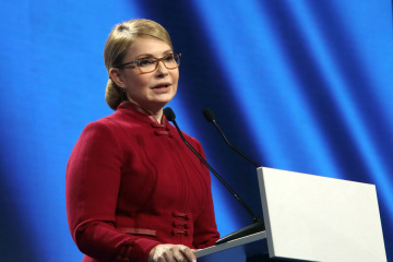 ティモシェンコ候補、フリツェンコ候補との将来の協力を示唆 フリツェンコ候補は否定