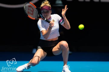 Svitolina loses to Osaka at Australian Open