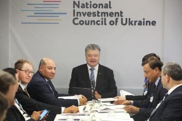 Poroschenko betont Notwendigkeit von Fortsetzung der Reformen
