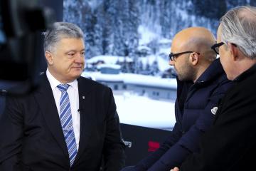 Präsident: Russland mischt sich bereits in die Wahl der Ukraine ein
