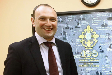 Bozhok es nombrado viceministro de Exteriores de Ucrania