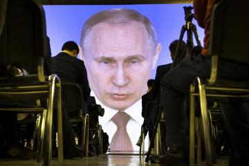 Putin demands Ukraine extend law on special status for Donbas