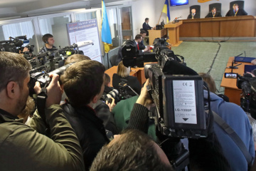 Court sentences Yanukovych to 13 years in prison for high treason