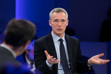 「ケルチ海峡からソールズベリーまで」NATO事務総長、ロシアの脅威を語る