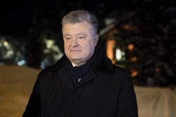 Poroszenko zwrócił się do swoich wyborców - nie poddaję się i nie poddam, będę walczył o Ukrainę   WIDEO