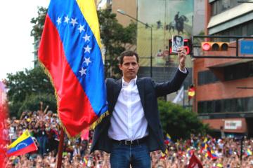 Außenministerium: Guaidó ist Leiter des einzigen legitimen Staatsorgans Venezuelas