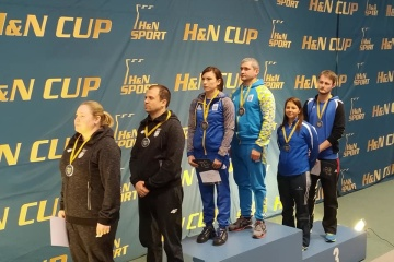 Les Ukrainiens ont établi un nouveau record du monde de tir à Munich