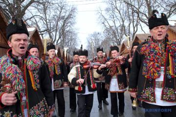 We Lwowie Dzień Huculskiej Kultury był bardzo świątecznie obchodzony