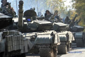 No se produjeron bajas en las filas de las Fuerzas Armadas de Ucrania