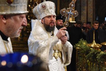 Over 100 parishes join Orthodox Church of Ukraine – Epiphanius