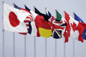 G7 countries welcome OSCE conclusions on elections in Ukraine