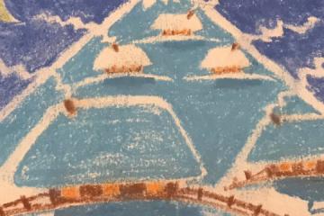 París acoge la exposición de dibujos de Súshchenko